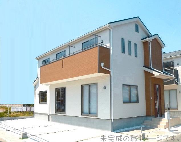 【奈良市平松第5 新築一戸建て 限定2区画!】外観写真