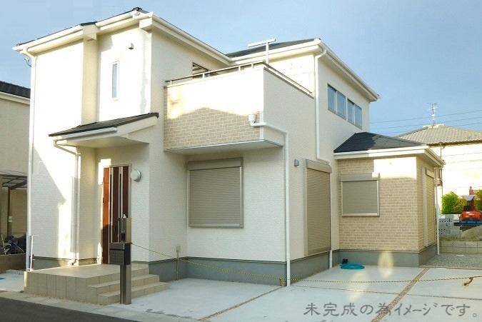 【桜井市谷 新築一戸建て 限定1区画!】外観写真