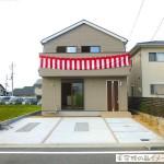 奈良市六条1期 新築一戸建て 限定2区画!