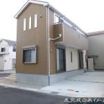 奈良市古市町第10 新築一戸建て 限定3区画!