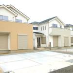 奈良市山陵町 新築一戸建て 限定2区画!
