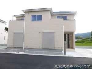 【桜井市谷3期 新築一戸建て 限定1区画!】外観写真