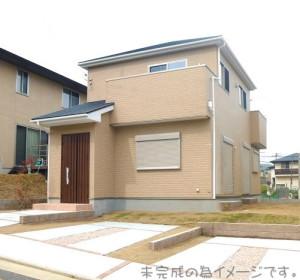 【生駒市第4あすか野南 新築一戸建て 】外観写真