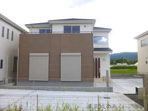 【桜井市阿部 新築一戸建て 限定1区画!】外観写真