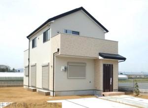 【上牧町第3松里園 新築一戸建て 限定1区画!】外観写真