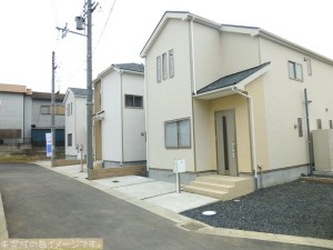 【奈良市五条畑第1 新築一戸建て 全4区画! 】外観写真