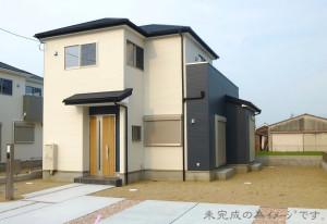 【奈良市第11学園大和町 新築一戸建て 限定2区画!】外観写真