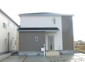 【大和郡山市矢田町第3 新築一戸建て 限定1区画!】外観写真