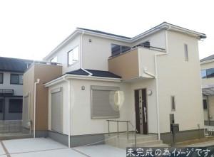 【桜井市粟殿4期 新築一戸建て 残り1区画!】外観写真