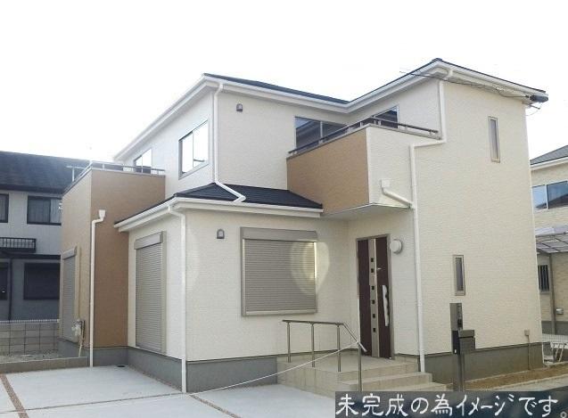 【桜井市粟殿4期 新築一戸建て 限定2区画!】外観写真