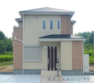 【奈良市法蓮町6期 新築一戸建て 限定1区画!】外観写真