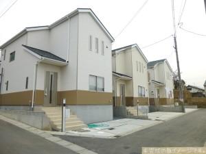 【奈良市疋田町第5 新築一戸建て 残り4区画!】外観写真