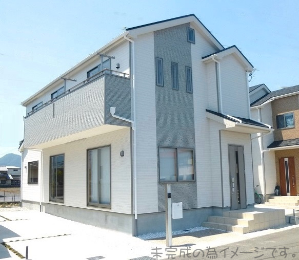 【葛城市長尾第2 新築一戸建て 限定2区画!】外観写真