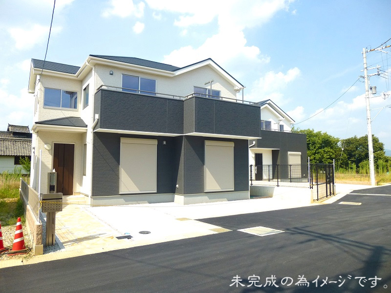 【大和高田市有井第2 新築一戸建て 限定2区画!】外観写真
