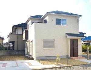 【奈良市第10七条西町 新築一戸建て 限定1区画!】外観写真