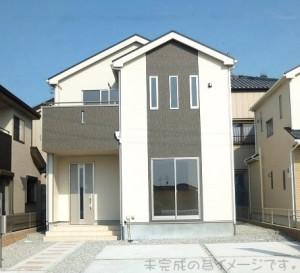【大和高田市西三倉堂第2 新築一戸建て 全3区画!】外観写真
