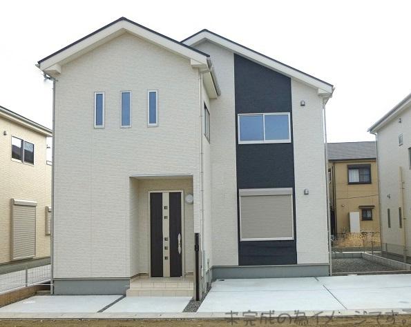 【大和高田市中今里町 新築一戸建て 限定2区画!】外観写真