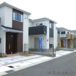 奈良市第6三松 新築一戸建て 全5区画!