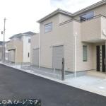 奈良市南京終町3期 新築一戸建て 全5区画!
