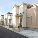 奈良市法蓮町9期 新築一戸建て 全3区画!