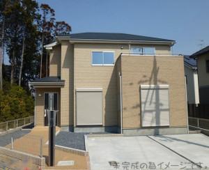 【奈良市中山町3期 新築一戸建て 限定1区画!】外観写真