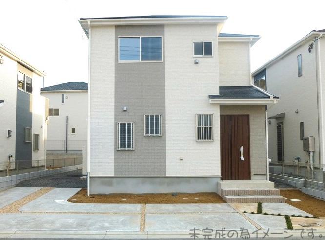【奈良市第3六条町 新築一戸建て 限定1区画!】外観写真