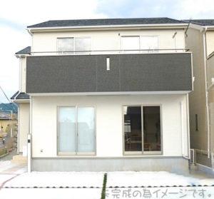 【奈良市平松第10 新築一戸建て 限定2区画!】外観写真