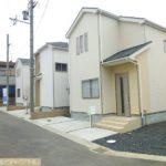 奈良市古市町第16 新築一戸建て 全4区画!