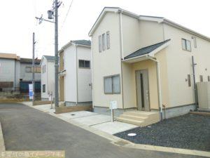 【奈良市古市町第16 新築一戸建て 全4区画!】外観写真