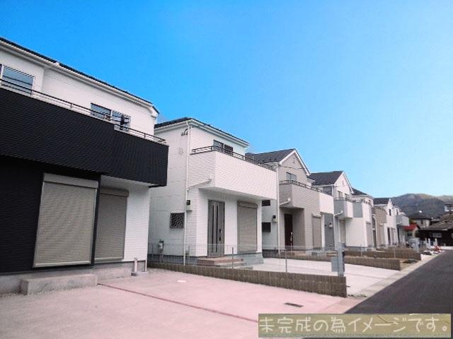 【大和高田市有井2期 新築一戸建て 限定2区画!】外観写真