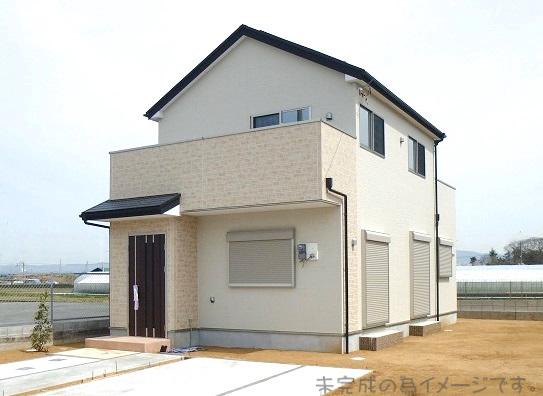 【三郷町第6三室 新築一戸建て 限定1区画!】外観写真
