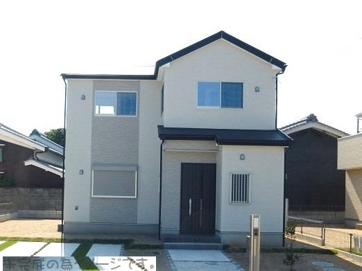【奈良市第20平松 新築一戸建て 限定1区画!】外観写真