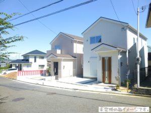 【奈良市神殿町20-1期 新築一戸建て 限定2区画!】外観写真