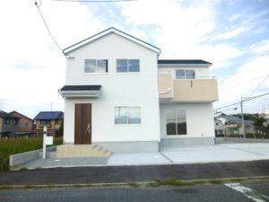 【奈良市中町第2 新築一戸建て 限定1区画!】外観写真