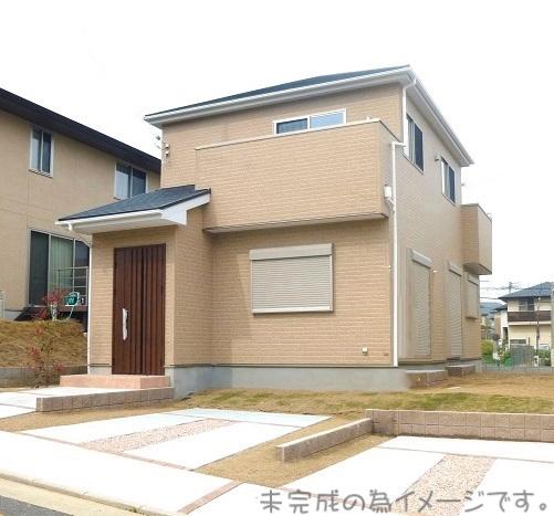 【奈良市第5帝塚山 新築一戸建て 】外観写真